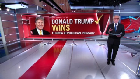 Six hours of Super Tuesday #3 on CNN in 2 minutes