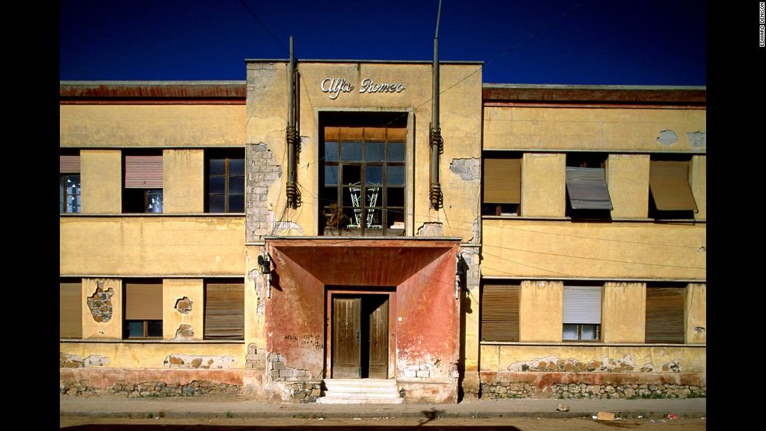 Though some cities have sections that have been given over to Modernist architecture, Asmara is rare in that it has been designed in its entirety as a Modernist creation.