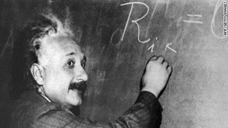 Einstein's theory was put to the test. Guess what happened