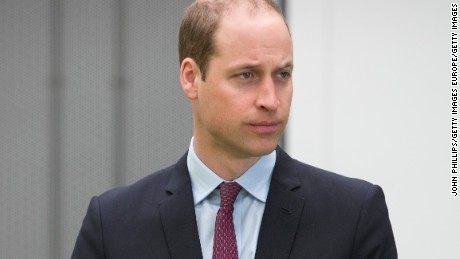Prince William highlights a crackdown on global wildlife trafficking routes.