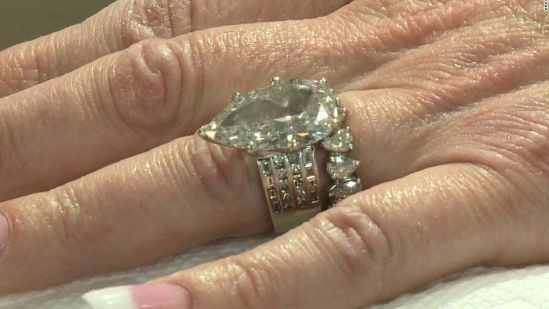 Wedding Ring Found In Garbage