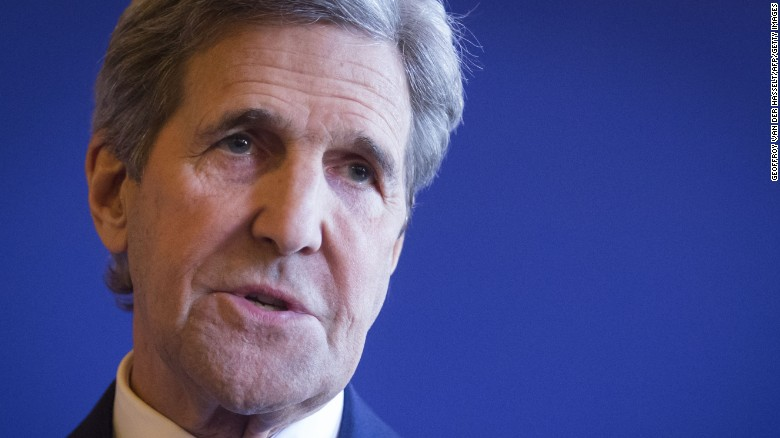 John Kerry: Presidential race is 'embarrassing'