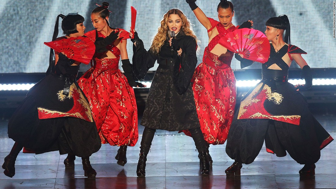 Madonna performs in Melbourne, Australia, on March 12 during her turbulent Rebel Heart tour. Over her long career, the iconic pop singer has been a genius at reinventing herself. Take a look back at how her style has evolved over the years.