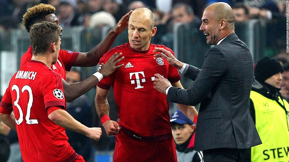 Bayern Munich scraped through to the quarterfinals but will be heavily favored to top Benfica.