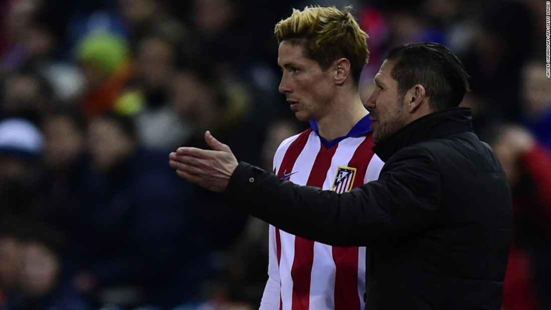 a familiar foe in Atletico Madrid in the last eight. Diego Simeone's side reached the final in 2014.