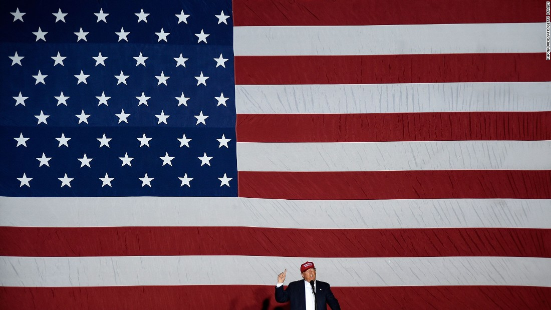 "Republican presidential candidate Donald Trump speaks at a rally in Boca Raton, Florida, on Sunday, March 13. Trump went on to <a href=""http://www.cnn.com/2016/03/15/politics/election-2016-ohio-illinois-florida-primaries-highlights/"" target=""_blank"">win the GOP primary in Florida</a> two days later."
