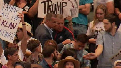 trump aide protester altercation raw_00001120.jpg