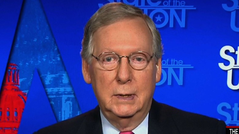McConnell says he would fill a Supreme Court vacancy in 2020