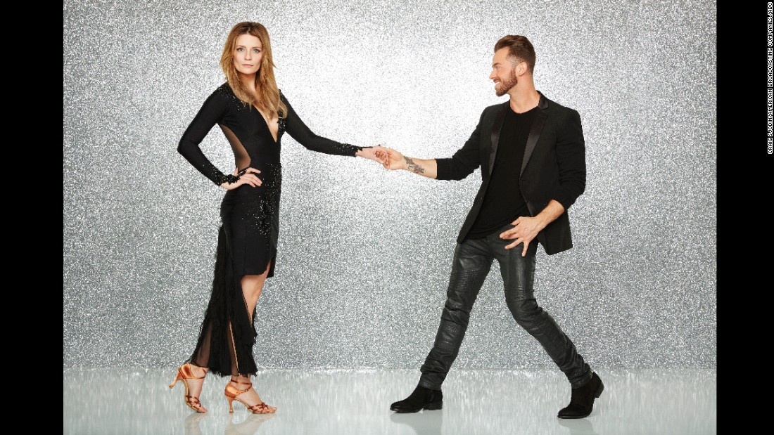 """The O.C."" star Mischa Barton, who was paired with Artem Chigvintsev, has a strong background in New York theater. But she hasn't had many big hits since the 2003-07 television hit went off the air. They were eliminated in week 3."