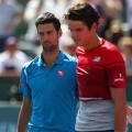 Djokovic Raonic Indian Wells final