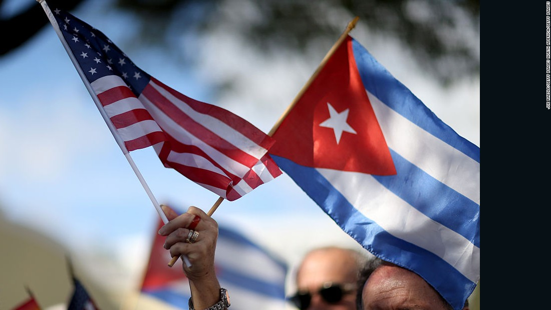 Trump to reveal new Cuba policy in speech next Friday