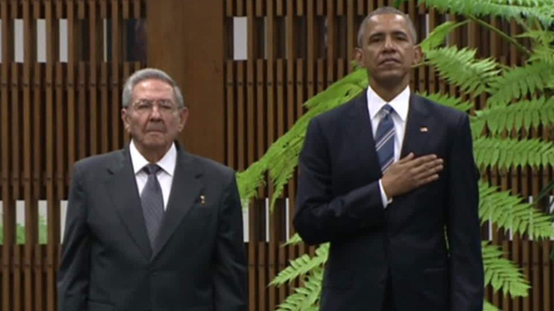 Fidel Castro blasts Obama's trip: Cuba doesn't need 'empire' for anything