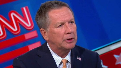 Gov. John Kasich: I'd keep ISIS out of Libya