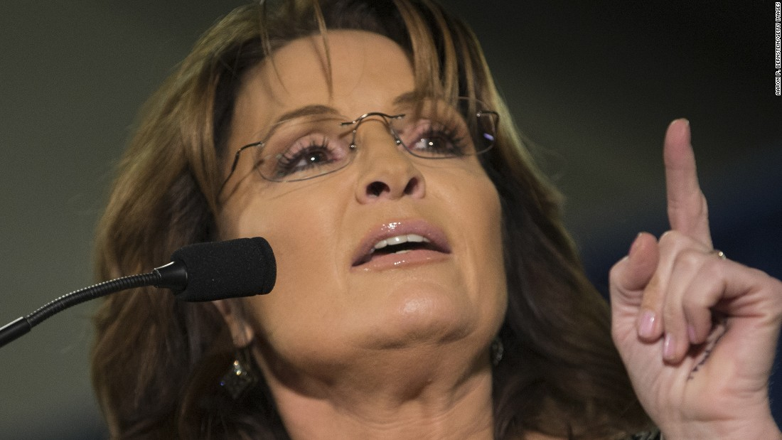 Sarah palin black lives matter is a 39 farce 39 cnnpolitics for What is farcical used for