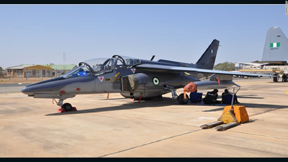 Innoson has signed an agreement to supply the Nigerian Air Force with spare parts for Alpha fighters.