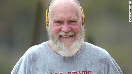 David Letterman: Before and after retirement