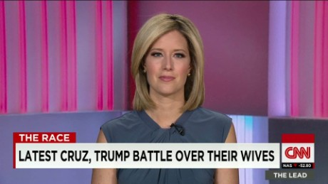 Latest Cruz, Trump battle over their wives
