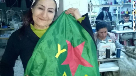 Rojava: A safe haven in the middle of Syria's brutal war
