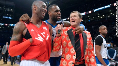 Sports, media worlds pay tribute to Craig Sager