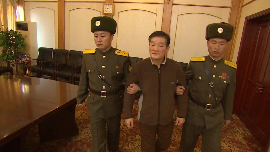 North Korean official: Korean-American confessed to espionage charges