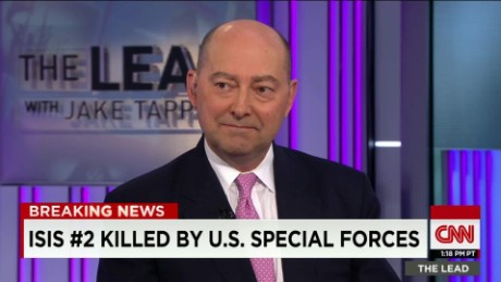 former nato commander on key isis kill adm. james stavridis (ret.) lead intv_00000719.jpg