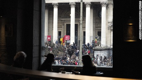 BELGIUM. Brussels. March 23, 2016.