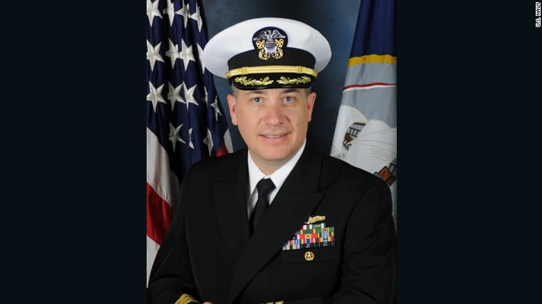 Hookers and hotel rooms sink U.S. Navy captain