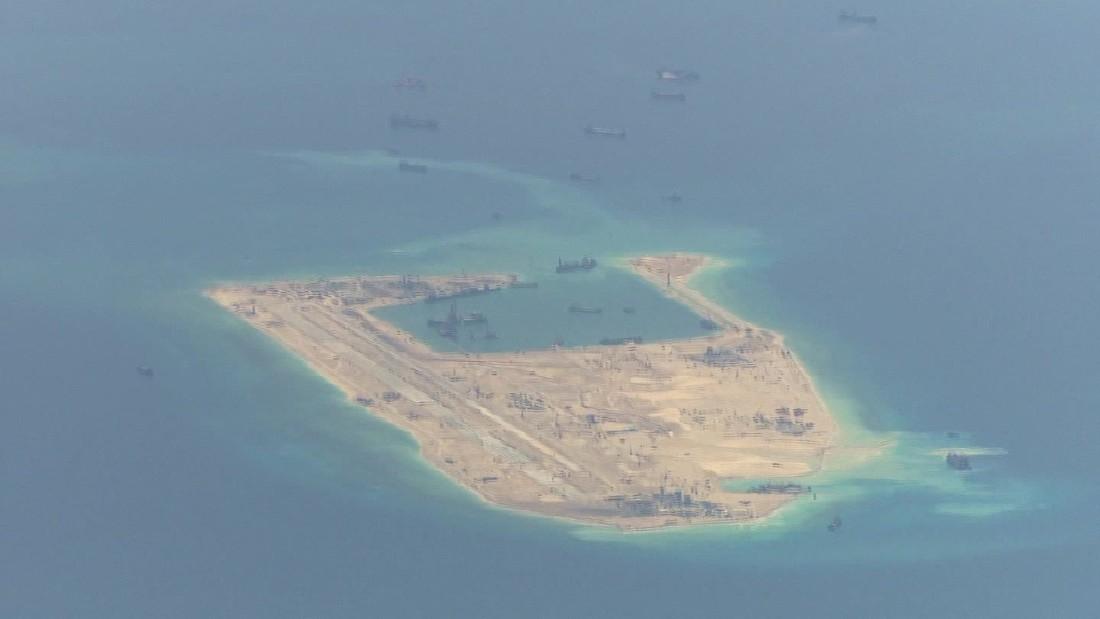 South China Sea: Taiwan enters power struggle