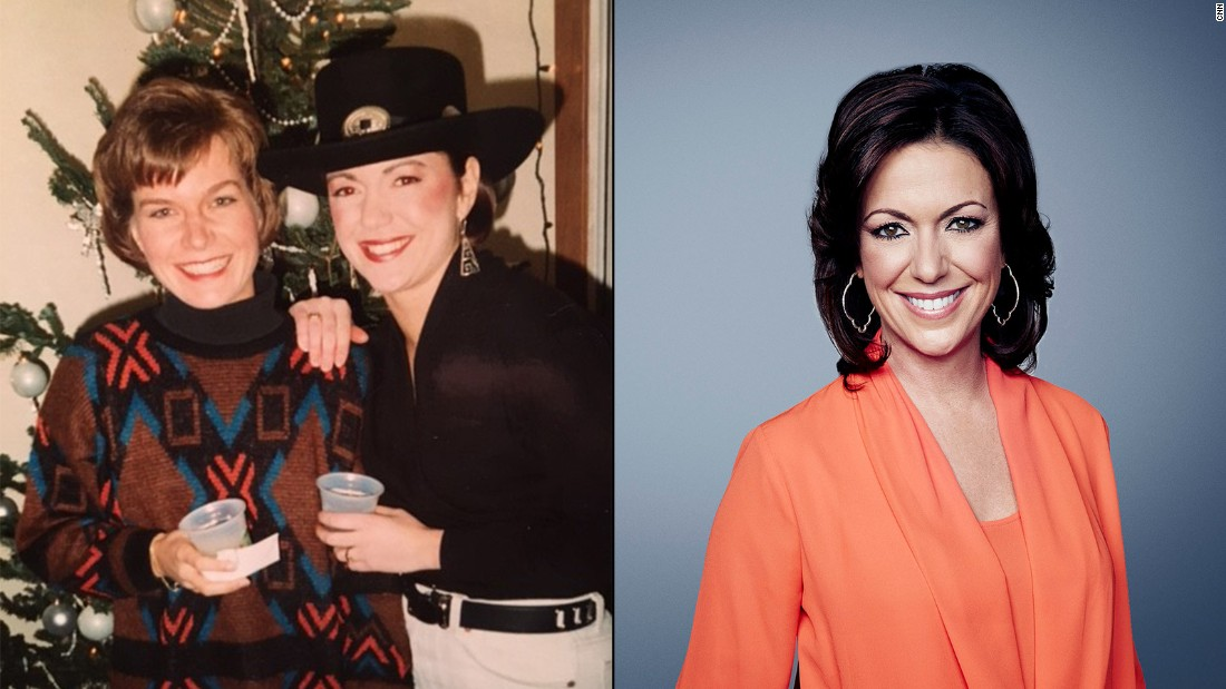 Hats off to Kyra Phillips for this iconic '80s snapshot! Now an HLN host and CNN personality, the seasoned broadcaster is still sporting her trademark ear-to-ear grin.