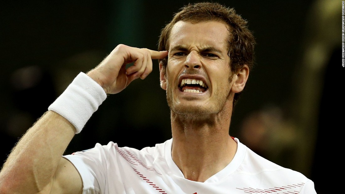 "The tennis star has a new focus after becoming a father for the first time ahead of his Olympic title defense at the Rio 2016 Games. <a href=""http://edition.cnn.com/2016/03/23/sport/andy-murray-family-olympics-tennis/index.html"" target=""_blank"">Read more</a>"