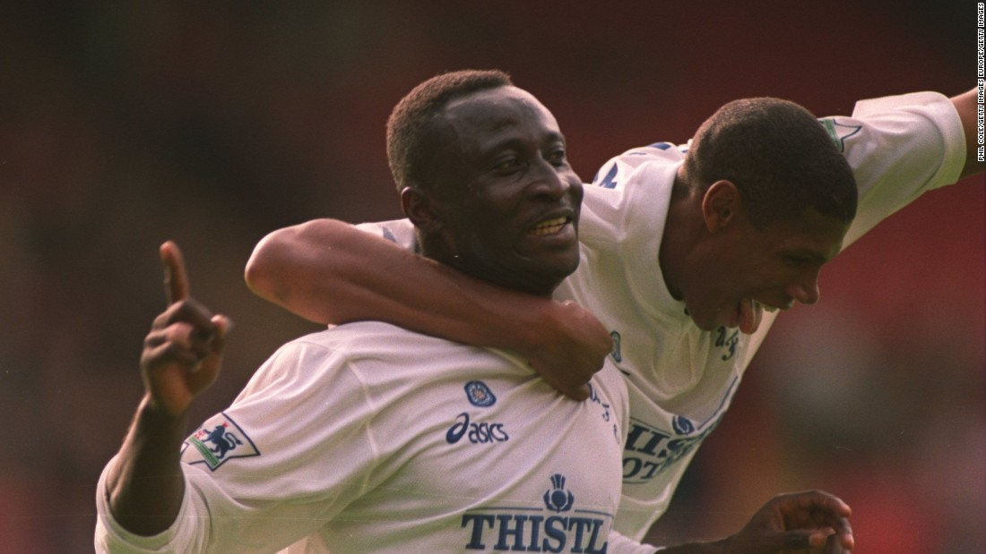 Scorer of some of the greatest ever Premier League goals for Leeds United, including a strike that won the 1995/96 goal of the season.