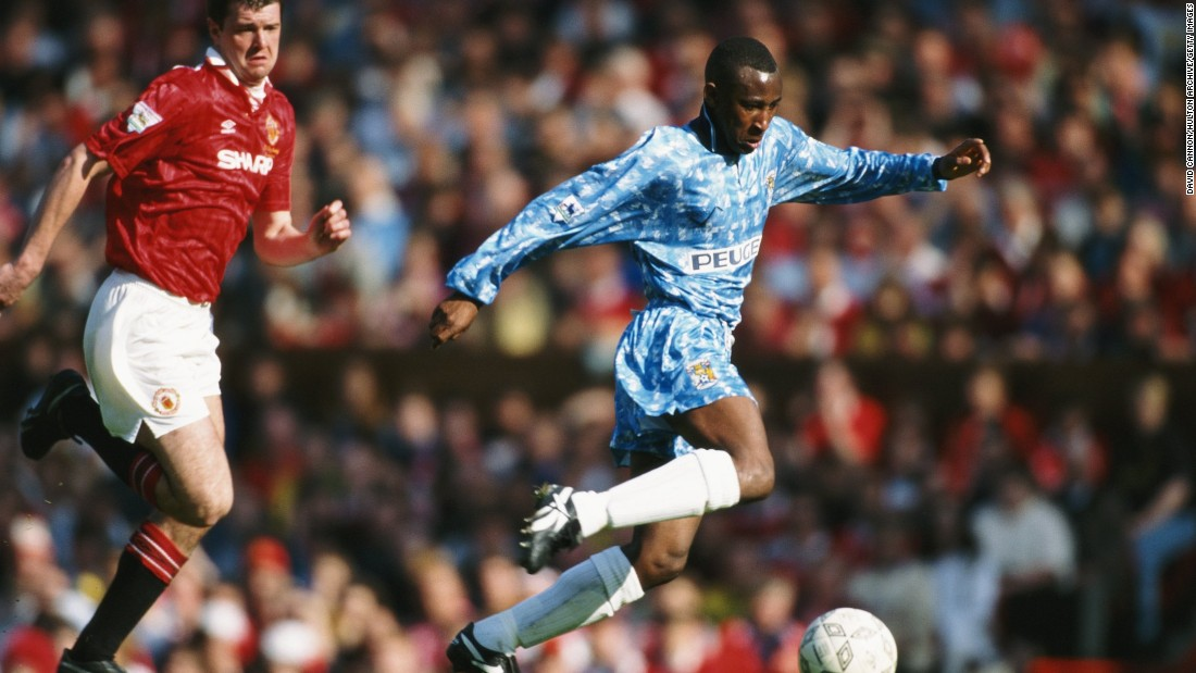 Zimbabwe's all-time leading scorer was also the first African to play in the newly-created Premier League in 1992, and scored 43 times for Coventry City.