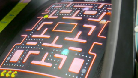 He was the first with a perfect Pac-Man score