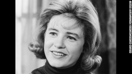 What killed Patty Duke?