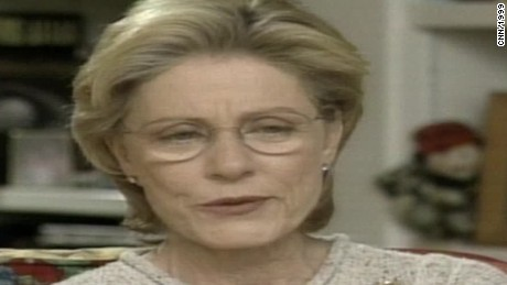 1999: Patty Duke on why she made her depression public