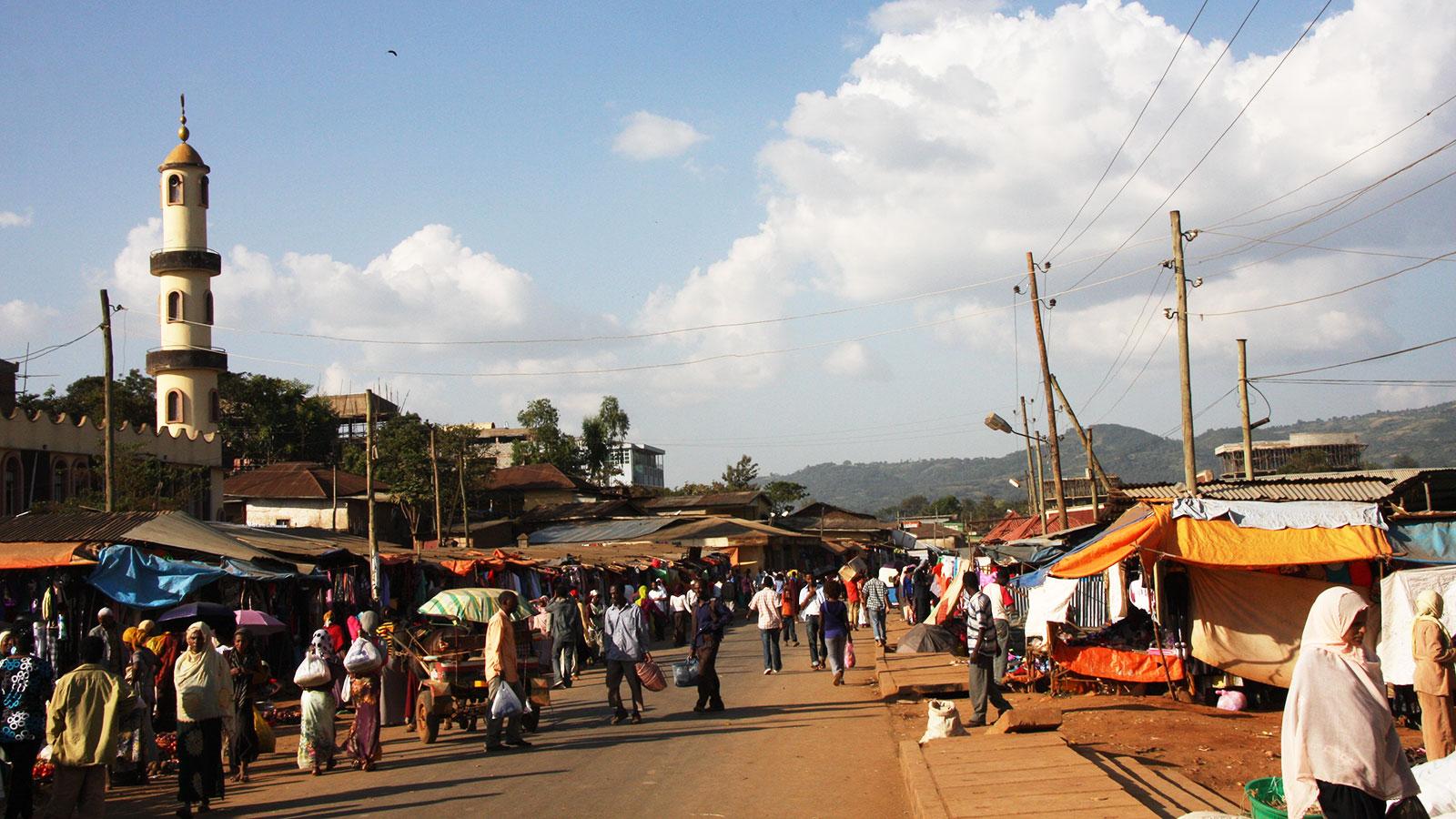 Bonga: Ethiopia's epicenter of Arabica coffee | CNN Travel
