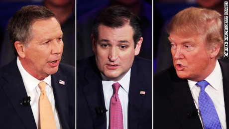 CNN Reality Check team inspects GOP candidates' claims