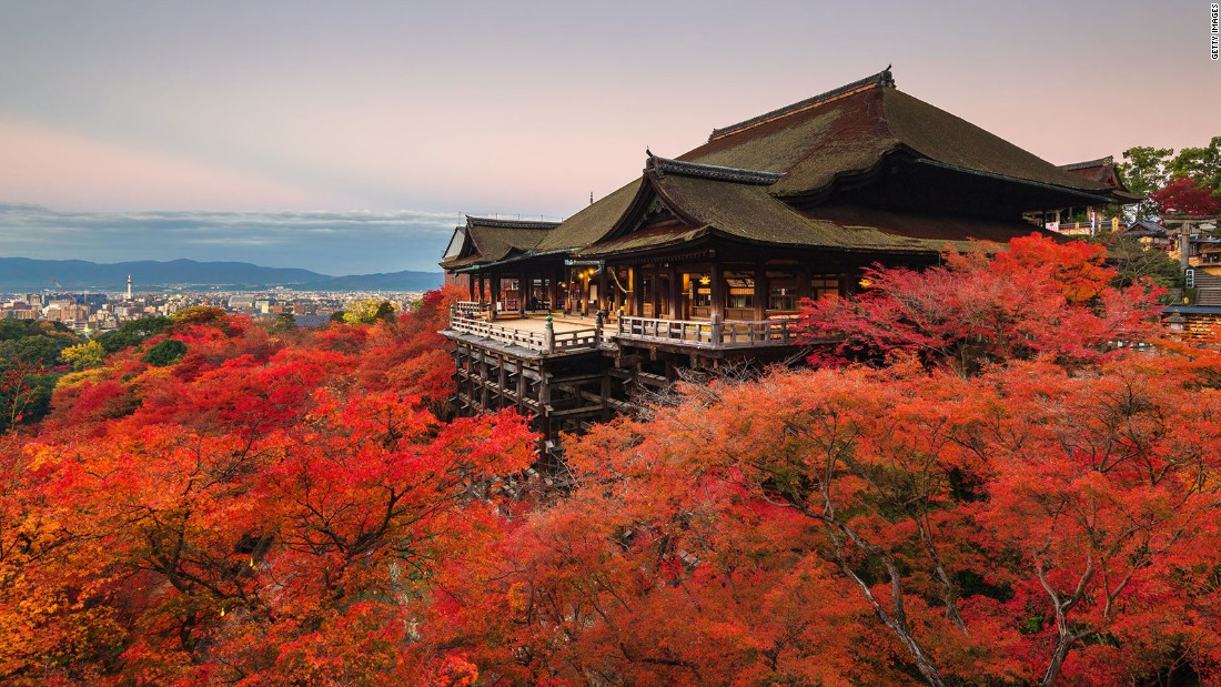 Japanese Temples Stunning Shrines Travelers Will Love CNN Travel - This amazing image is being called the most beautiful photo of kyoto ever
