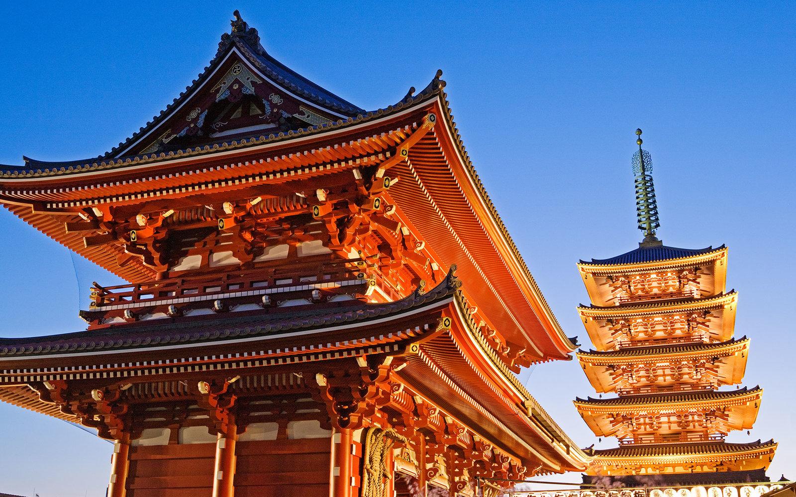 Japanese Temples 17 Stunning Shrines Travelers Will Love Cnn Travel