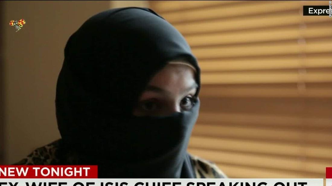 Ex-wife of ISIS leader Abu Bakr al-Baghdadi: I want a new life in Europe