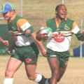 chester williams 1995 world cup training