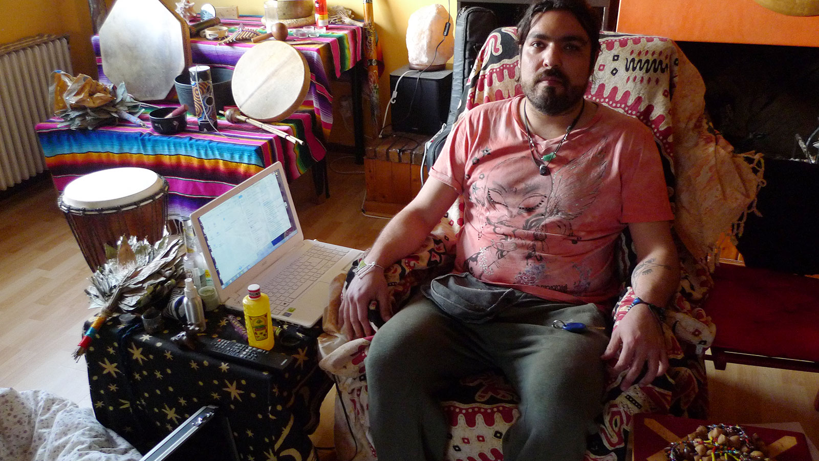 Ayahuasca retreats: Do hallucinations, vomiting improve life