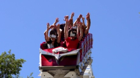 What Age Can Kids Ride Roller Coasters