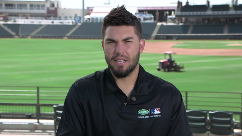 Baseball: World Series Champ Eric Hosmer