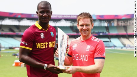 Darren Sammy talks World Twenty20 Final