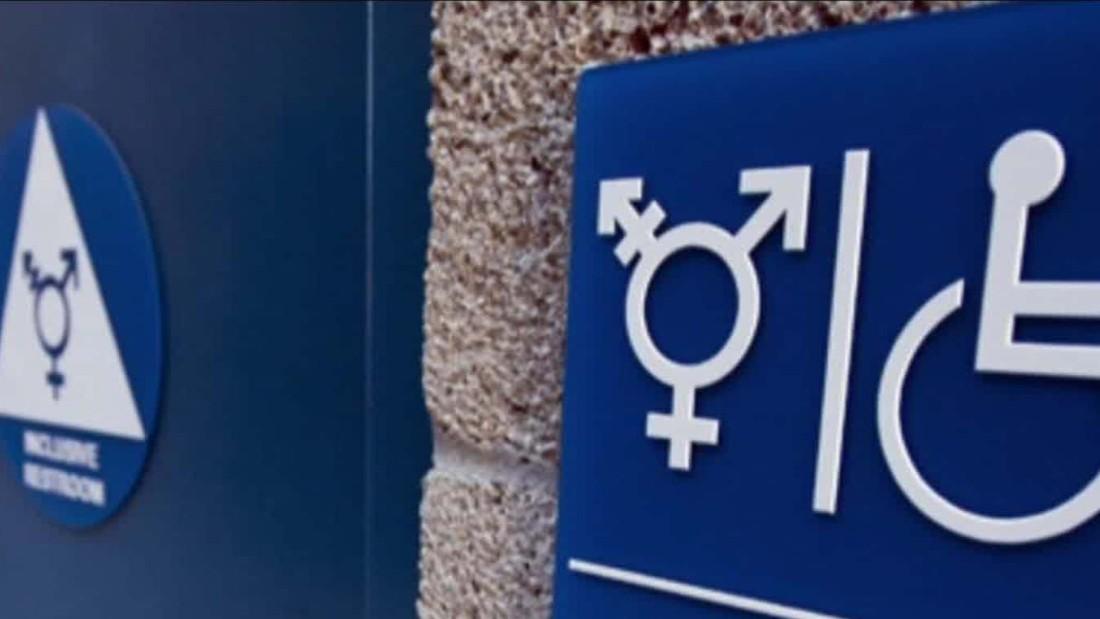 Cruz knocks Trump's position on transgender bathroom law