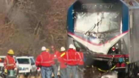 Investigation begins into fatal Amtrak crash - CNN Video