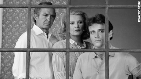"""An Early Frost,"" in 1985 with Ben Gazzara, Gena Rowlands and Aidan Quinn, is considered to be the first studio production to deal with AIDS."