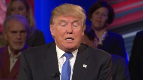 Donald Trump calls NATO 'obsolete' during GOP town hall