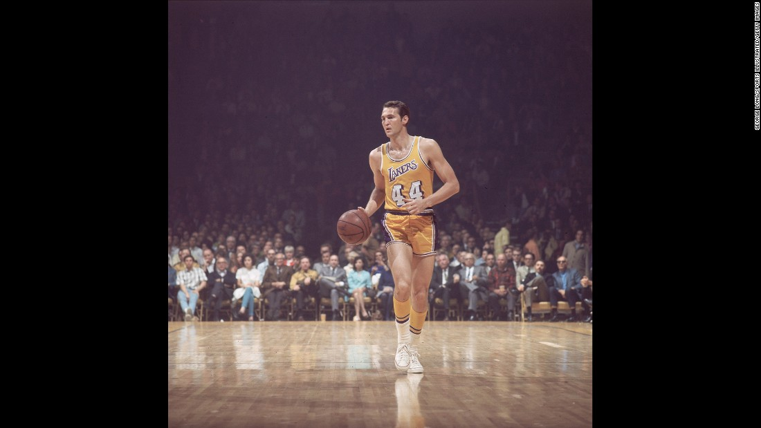 <strong>Most career points in the NBA Finals:</strong> Nobody's scored more than Los Angeles Lakers guard Jerry West, who put up 1,679 points over nine NBA Finals. West and the Lakers usually ran into the buzz saw that was Boston in the 1960s, but they did win a title in 1972. Fun fact: The NBA logo is a silhouette of West.